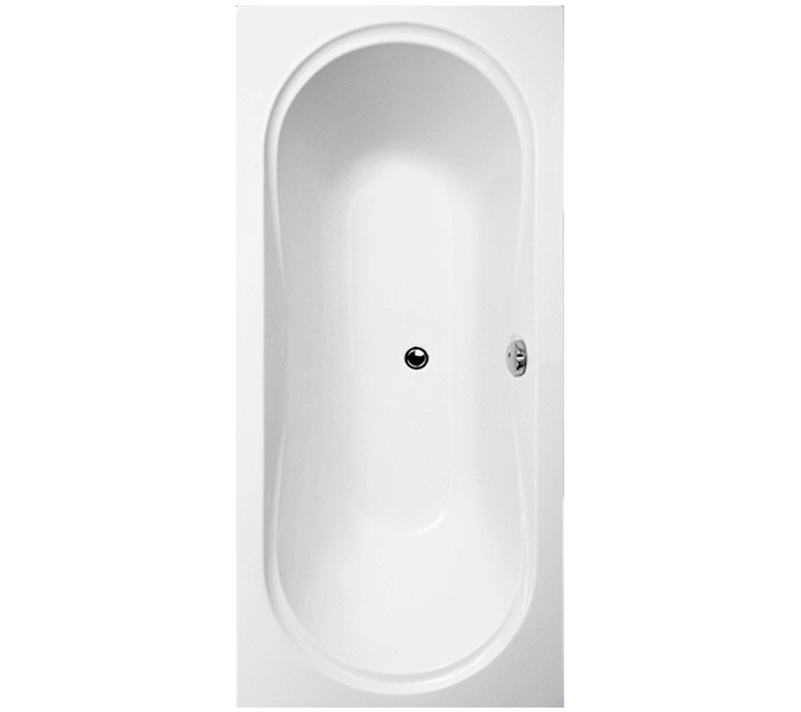 Ванна Vagnerplast Briana 185x90 см (VPBA185BRI2X-01)