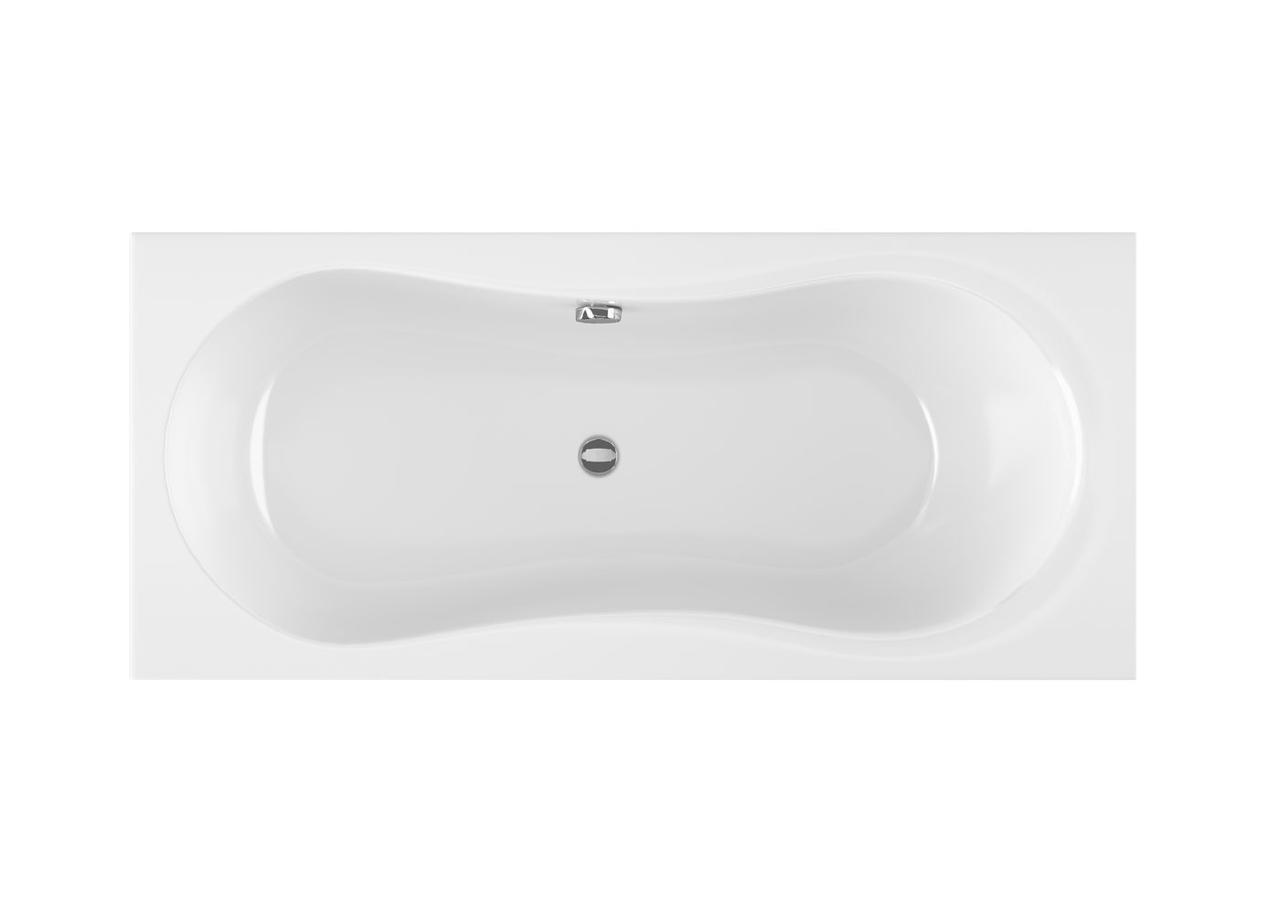 Ванна Radaway Iria 180x80 +ніжки (WA1-01-180x080U)