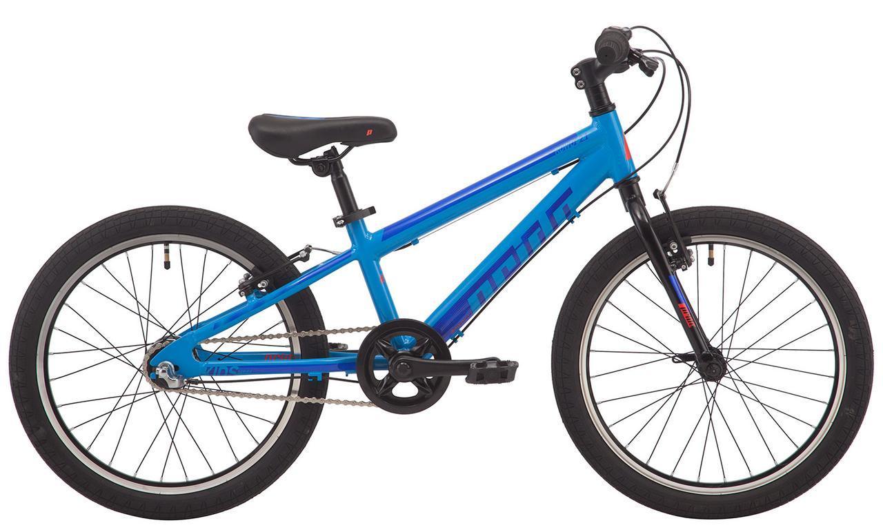 """Велосипед 20"""" Pride ROWDY 2.1 синий 2019"""