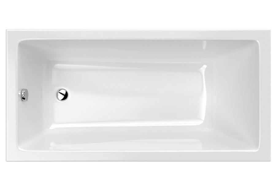 Ванна Radaway Mirella 170x70 +ніжки (WA1-48-170x070)