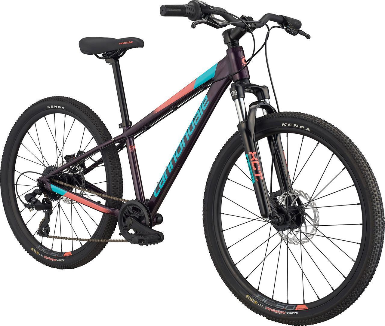 """Велосипед 24"""" Cannondale TRAIL GIRLS OS 2019 GXY"""