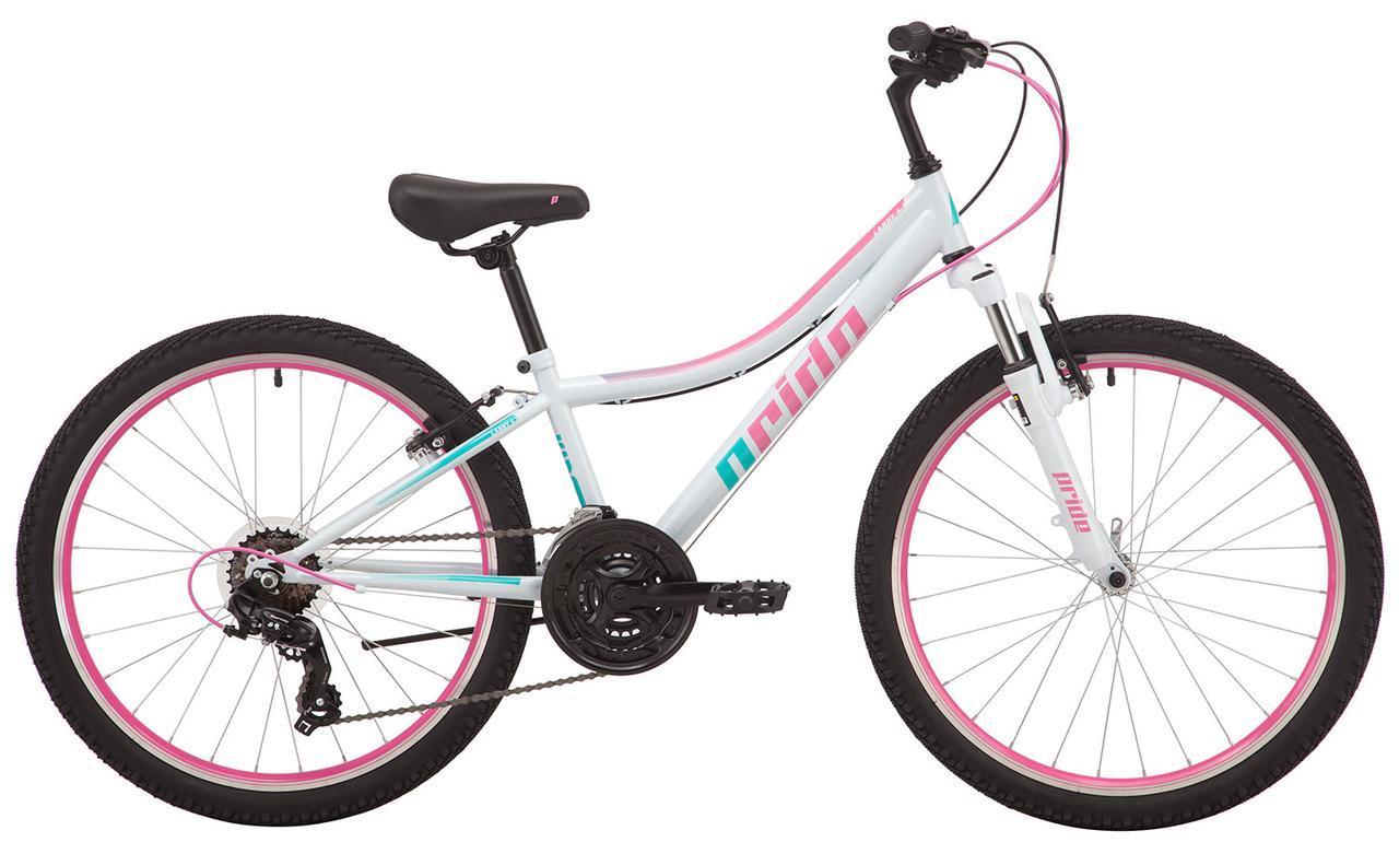 "Велосипед 24"" Pride LANNY 4.2 белый 2019"