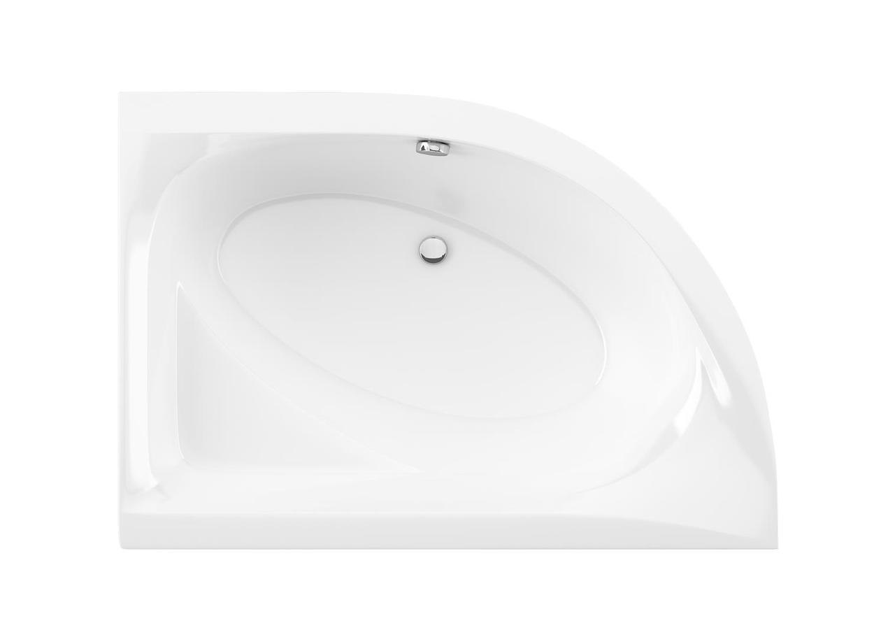 Ванна Radaway Mistra 170x110 L + ніжки (WA1-07-170x110L)