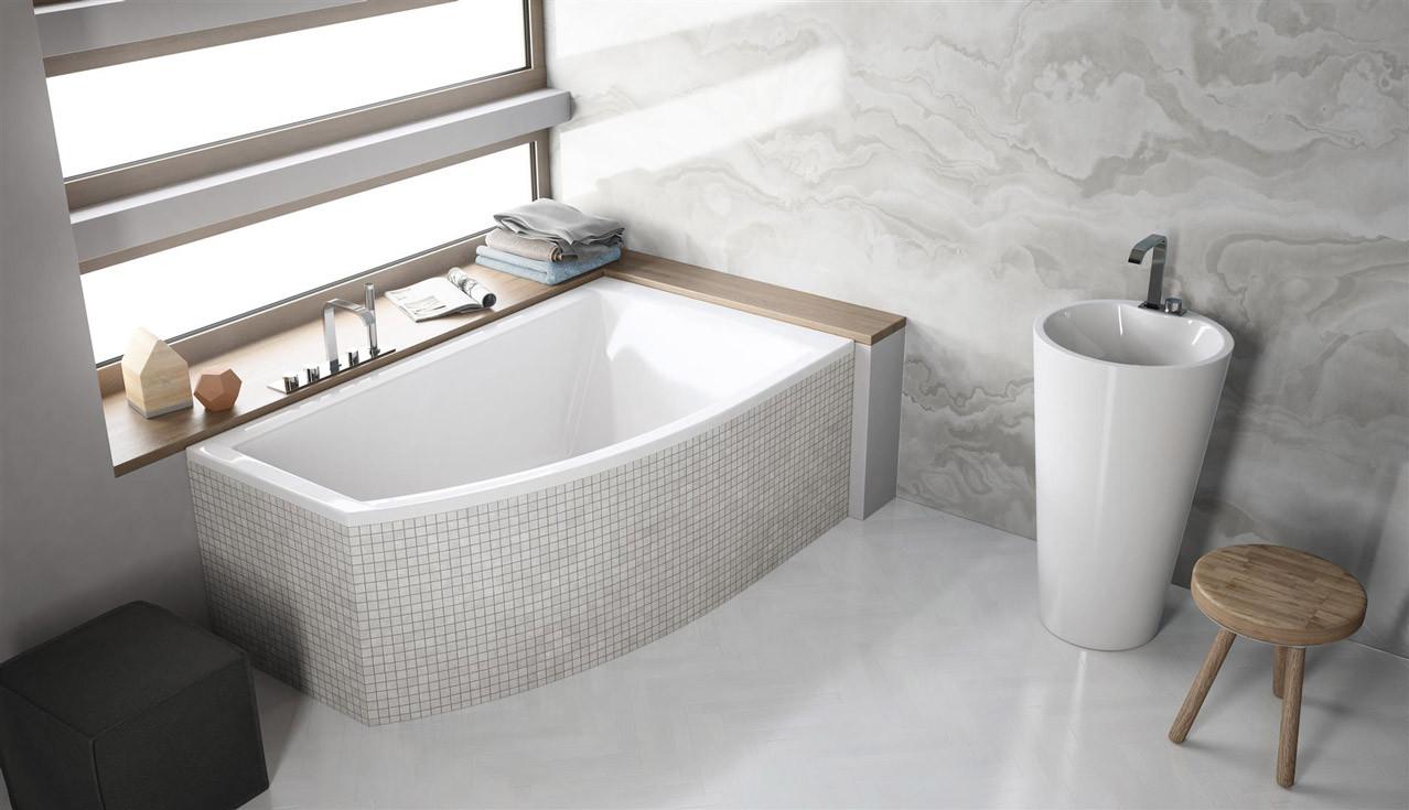 Ванна Radaway Sitera 160x95 L + ніжки (WA1-32-160×095L)