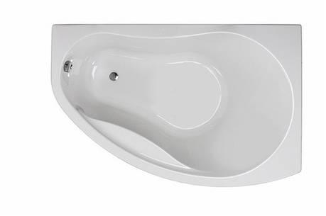 Ванна асиметрична Kolo Promise 150x100 см, права (XWA3050000), фото 2