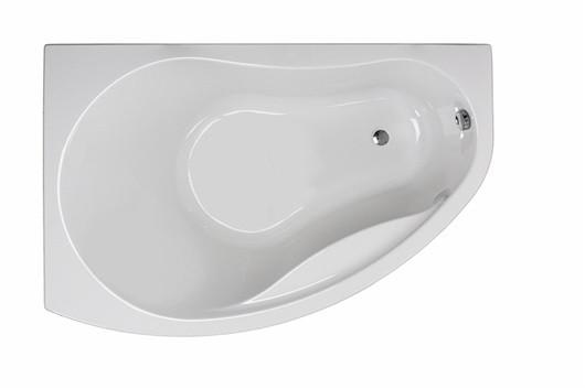 Ванна асиметрична Kolo Promise 170x110 см, ліва (XWA3271000)