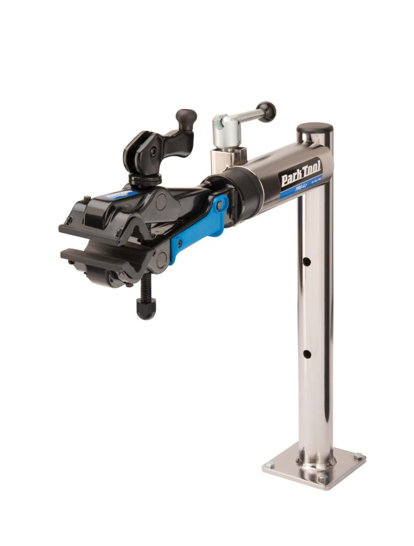 Стойка ремонтная Park Tool Deluxe Oversize Bench Mount, устанавливается на рабочую доску, зажим 100-3D