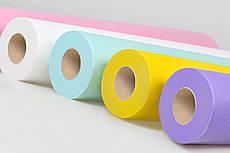 Одноразовые простыни Panni Mlada из спанбонда в рулоне (0,6х500п/м. 20г/м²) цвета в ассортименте