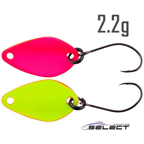 Блесна Select Alpha 2.2 g 25 mm Цвет 03