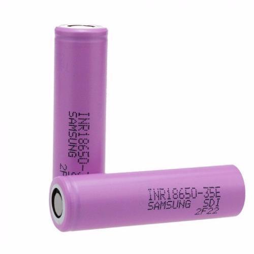 Литий-ионный аккумулятор Samsung INR18650-35E 3500 mAh (13А)