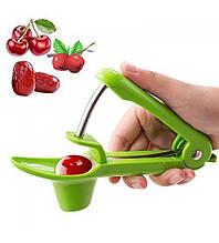 Инструмент для удаления косточек из вишни черешен оливок ручной выдавливатель вишнечистка