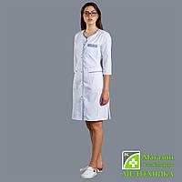 Женский медицинский халат «Санта»