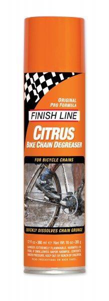 Очиститель цепи Finish Line Citrus, 360ml аэрозоль