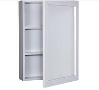 Шкафчик с зеркалом 70х50