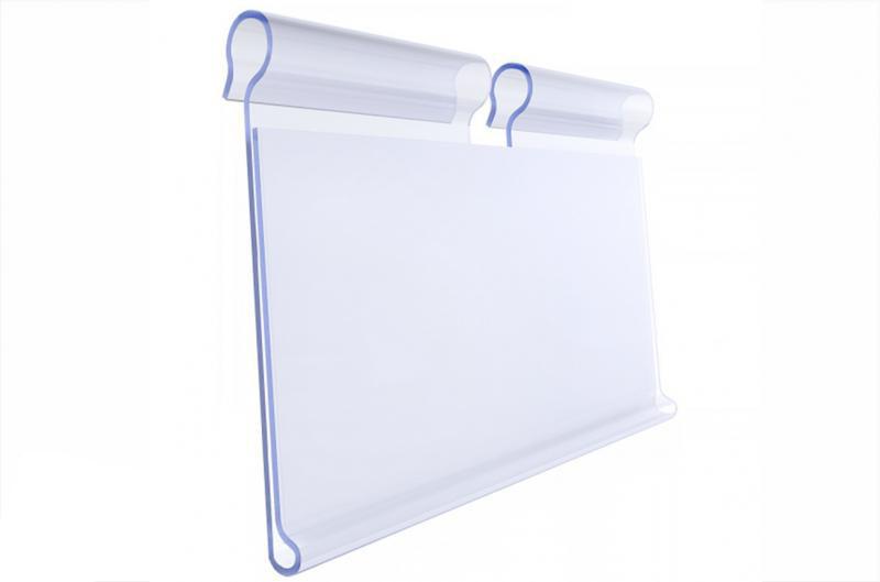Пластиковий цінник для гачків