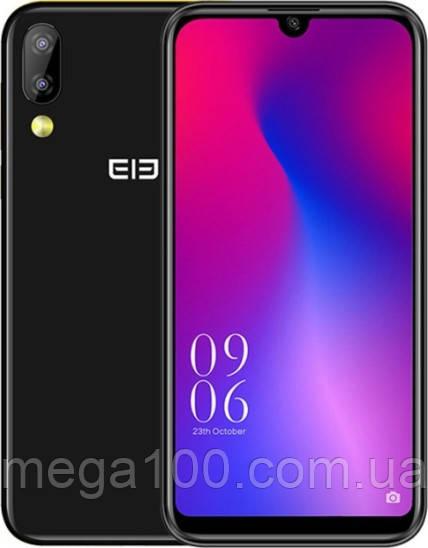 Смартфон Elephone A6 mini (экран 5.71 дюймов, Android 9.0,  памяти 4GB/32 GB, акб 3180 мАч)