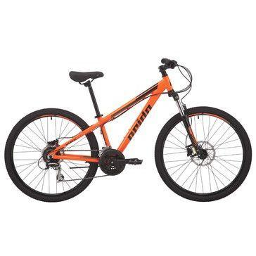 """Велосипед 26"""" Pride MARVEL 6.3 рама - XS оранжевый 2019"""