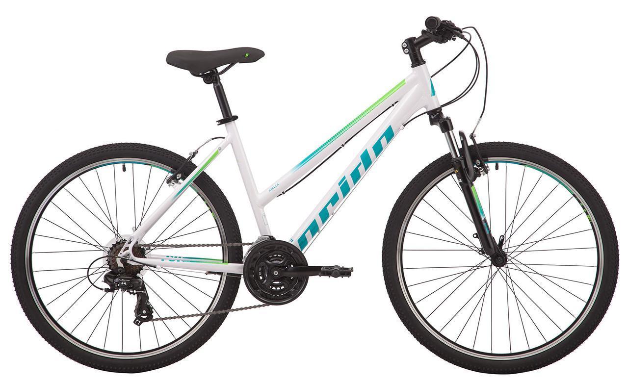 """Велосипед 26"""" Pride STELLA 6.1 рама - S белый 2019"""