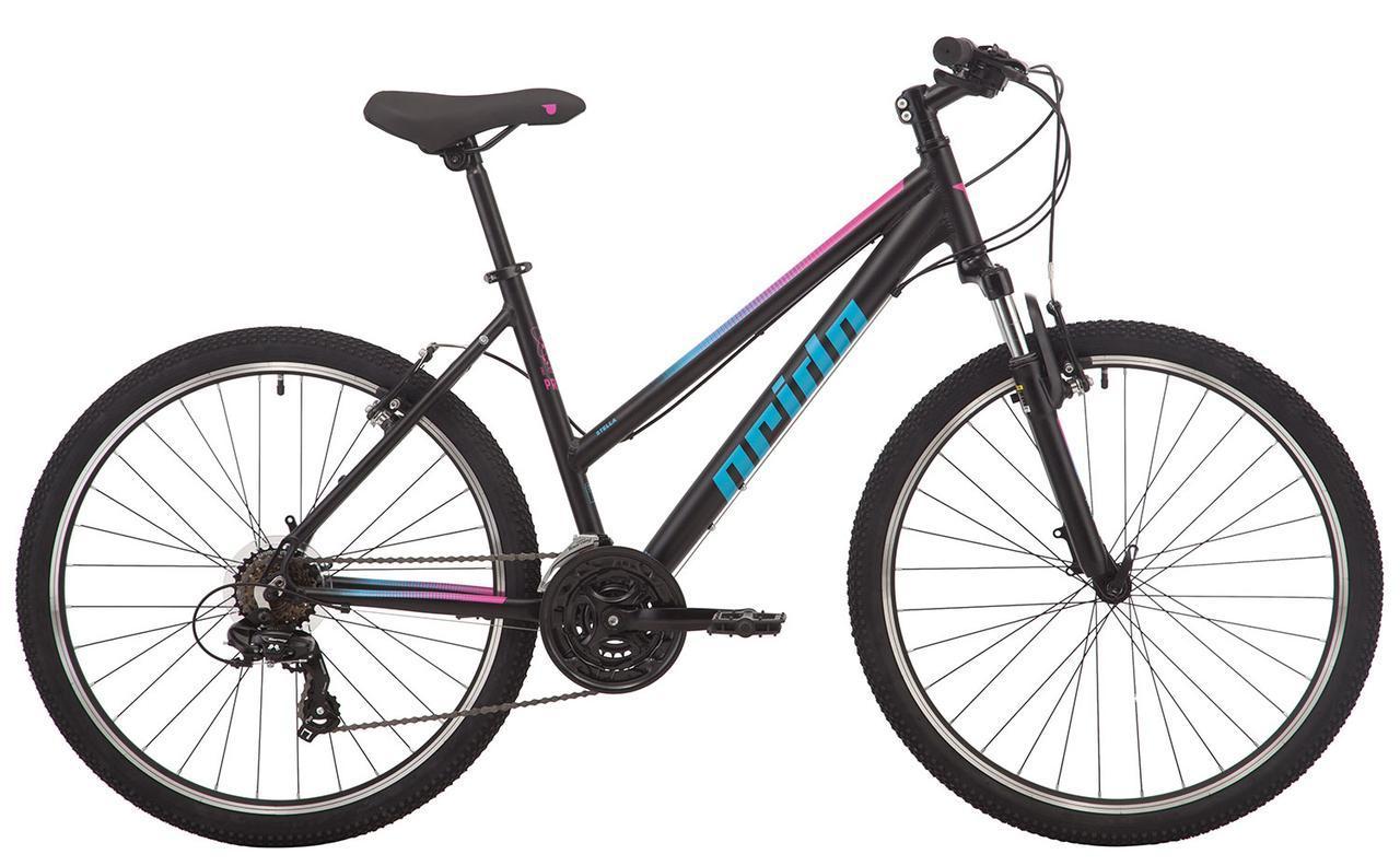 "Велосипед 26"" Pride STELLA 6.1 рама - S черный 2018"