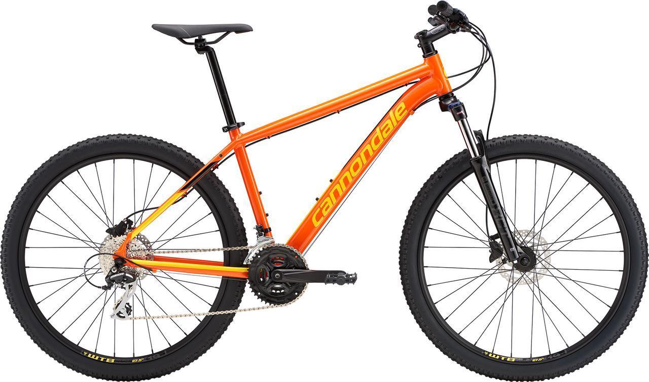 "Велосипед 27,5"" Cannondale CATALYST 1 рама - L 2019 ORG оранжевый"
