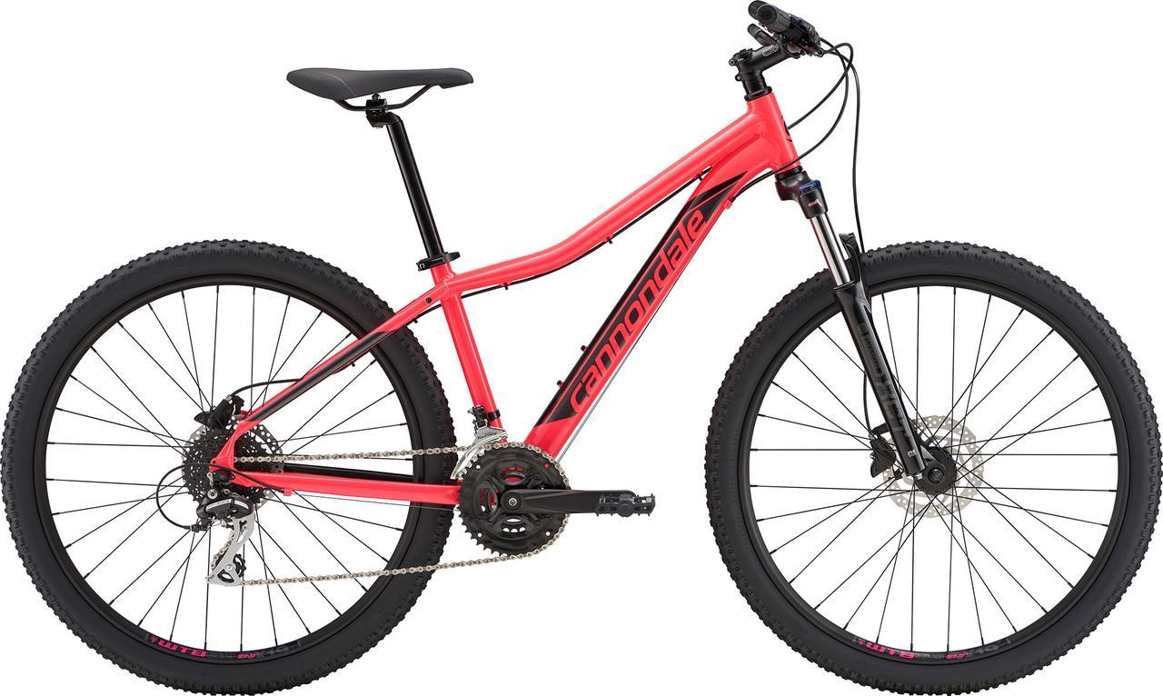 "Велосипед 27,5"" Cannondale FORAY 1 Feminine рама - L 2019 ASB красный"