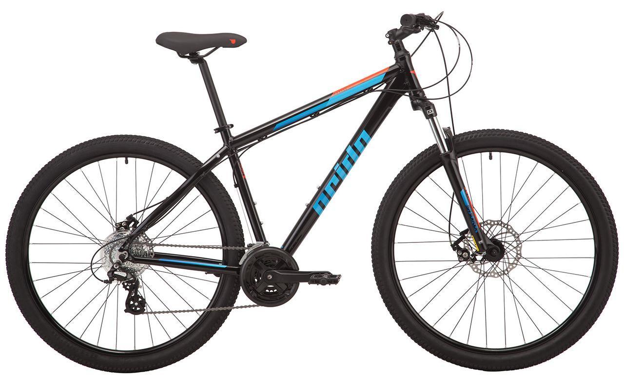 "Велосипед 29"" Pride MARVEL 9.3 рама - M черный 2019"