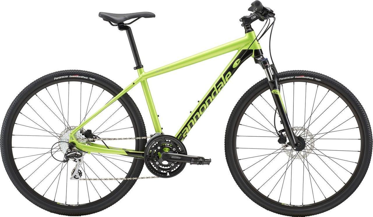 """Велосипед 28"""" Cannondale QUICK CX 4 рама - M 2019 AGR"""
