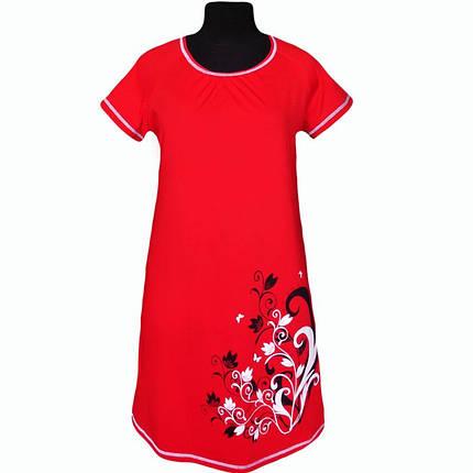 Платье с изображением цветов, фото 2