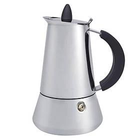 Гейзерная кофеварка MR-1668-4