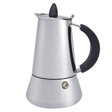 Гейзерная кофеварка MR-1668-6, фото 2
