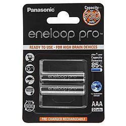 Аккумуляторы Panasonic Eneloop Pro ААА 930mAh