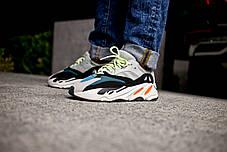 Мужские кроссовки Adidas Yeezy Boost 700 Wave Runner (Реплика), фото 2