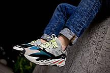 Мужские кроссовки Adidas Yeezy Boost 700 Wave Runner (Реплика), фото 3