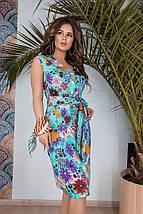 """Летнее миди-платье """"Tamsin"""" с цветочным принтом (4 цвета), фото 2"""