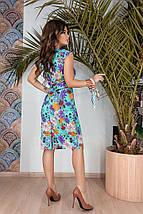 """Летнее миди-платье """"Tamsin"""" с цветочным принтом (4 цвета), фото 3"""