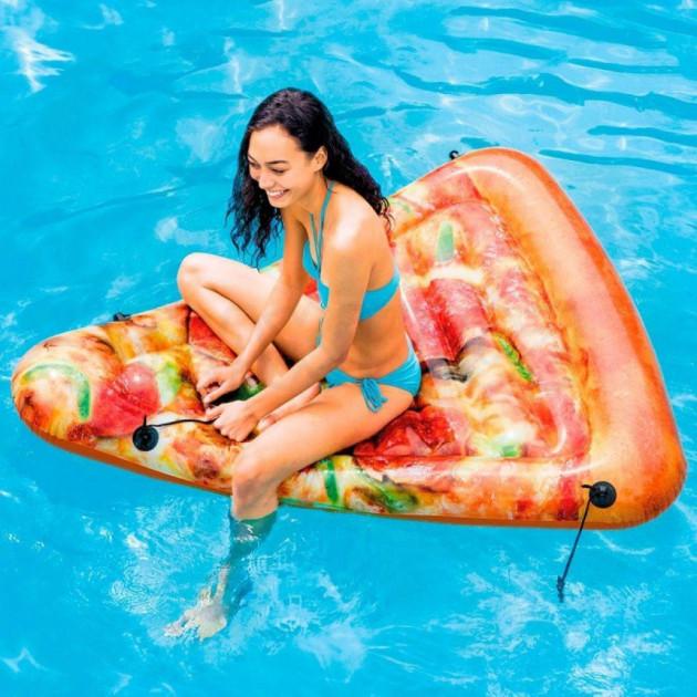 Надувной плот пицца Intex 58752