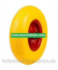 Колесо пенополиуретановое 4.00-6/204 (диаметр 330 мм)