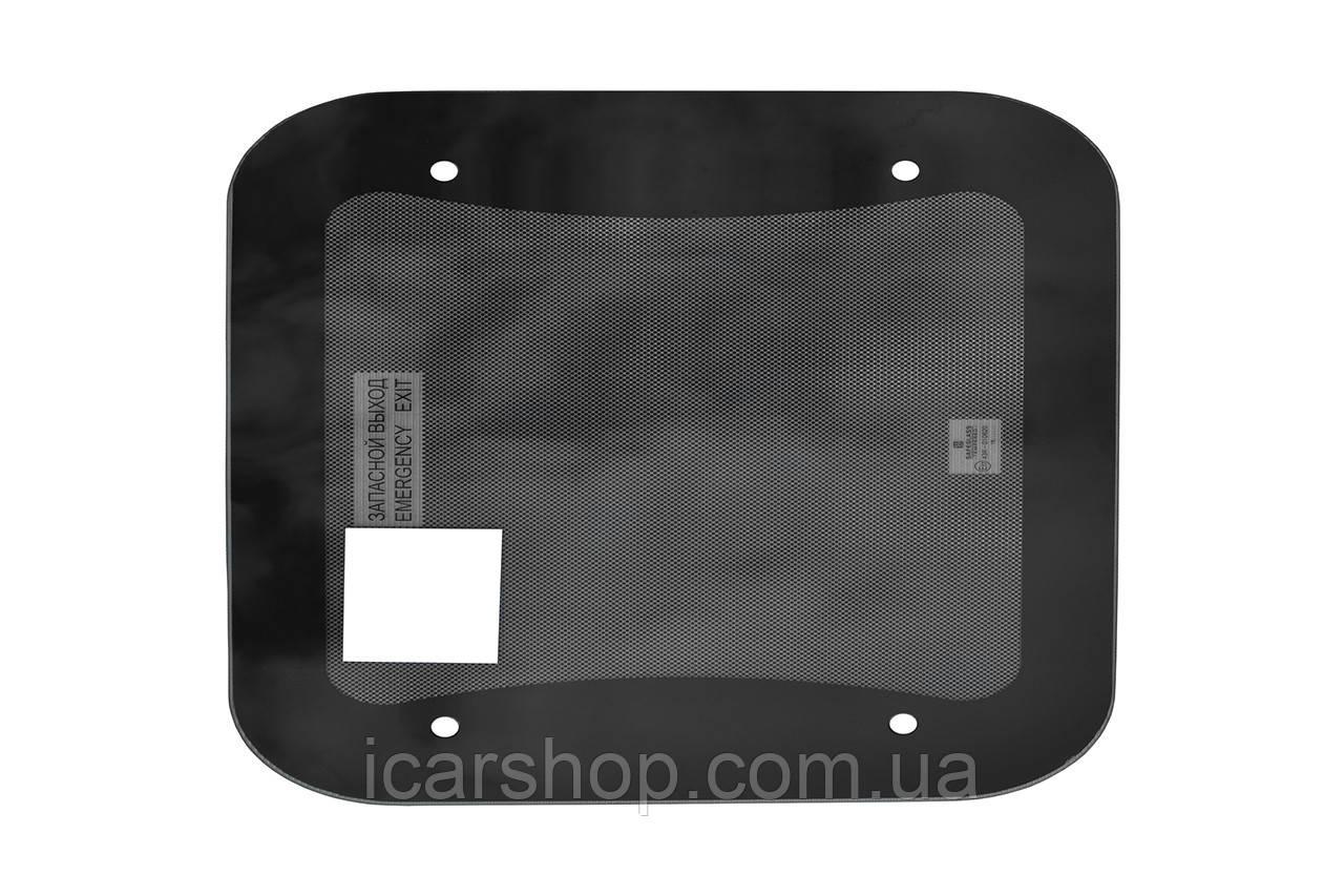 Скло для вентиляційного скляного люка 40x50 SafeGlass