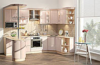 Кухня Хай-Тек  103-161 / по елементно Комфорт Мебель / Кухня Хай-Тек 103-161 / поэлементно Комфорт Мебель