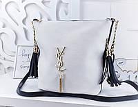 Фирменная женская сумка в стиле Ив Сев Лоран, фото 1
