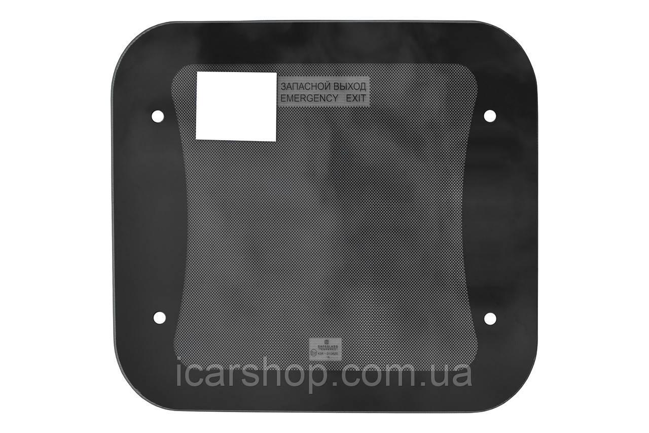 Стекло для вентиляционного стеклянного люка 50x50 SafeGlass