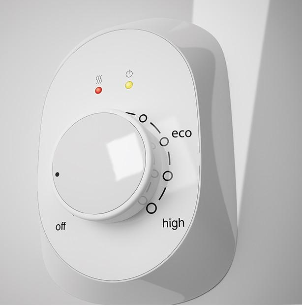 панель управления водонагревателя Zanussi ZWH/S 50 Orfeus DH