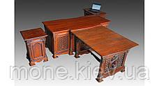 "Стол брифинг в стиле барокко ""Генрих"" , фото 2"