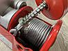 Тельфер лебедка Euro Craft HJ208 : 500/1000 кг   12 метров трос, фото 4