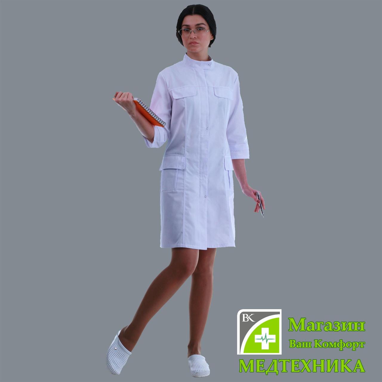 Женский медицинский халат «Фан»