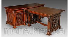 "Стол брифинг в стиле барокко ""Генрих"" , фото 3"