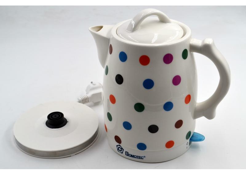 Чайник Domotec MS-5060 (2 л / 1500 Вт) керамический Домотек