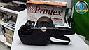 Етикет пістолет Printex Z 20 (два рядки), фото 5