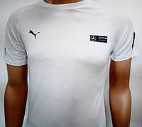 Мужская футболка PUMA MERCEDES,оригинал