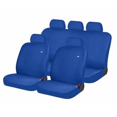 Чехлы на сиденье автомобиля Hadar Rosen SOLID Синий 10931, фото 2